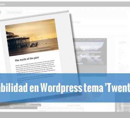 Vulnerabilidad en WordPress tema 'Twenty Fifteen'