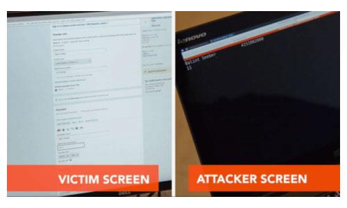 Tu ordenador puede estar en peligro si utilizas un teclado o ratón inalámbrico
