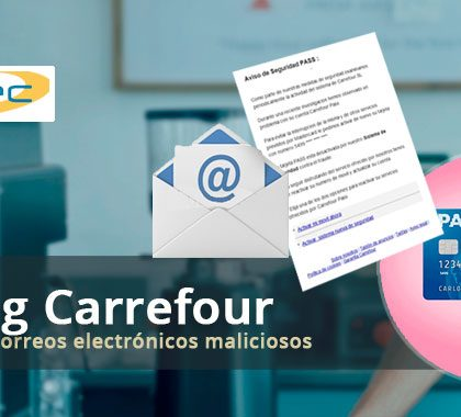 Phishing Carrefour