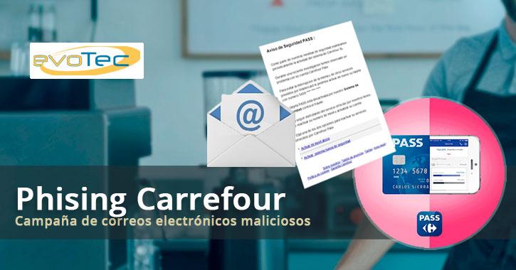 Phishing Carrefour