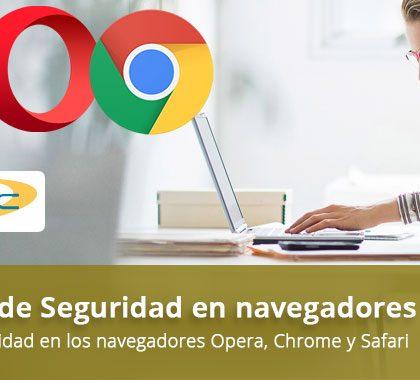 Agujero de Seguridad en navegadores