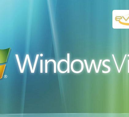 Fin de soporte a Windows Vista